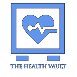 the health vault logo